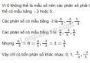 Bài 23 trang 16 SGK Toán 6 tập 2