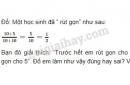 Bài 27 trang 16 SGK Toán 6 tập 2