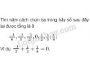 Bài 51 trang 29 SGK Toán 6 tập 2