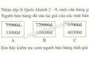Bài 123 trang 53 SGK Toán 6 tập 2