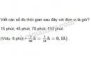 Bài 157 trang 64 SGK Toán 6 tập 2