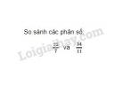 Bài 96 trang 46 SGK Toán 6 tập 2