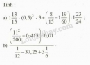 Bài 176 trang 67 SGK Toán 6 tập 2