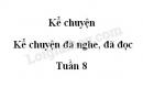 Kể chuyện: Kể chuyện đã nghe, đã đọc trang 79 SGK Tiếng Việt 5 tập 1