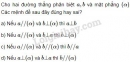 Bài 1 trang 104 SGK Hình học 11