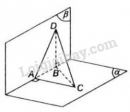 Bài 2 trang 113 SGK Hình học 11