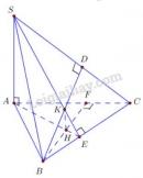 Bài 2 trang 119 SGK Hình học 11