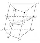 Bài 1 trang 91 SGK Hình học 11