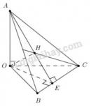 Bài 4 trang 105 SGK Hình học 11