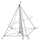 Bài 5 trang 105 SGK Hình học 11
