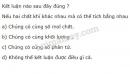 Bài 1 trang 67 SGK Hóa học 8