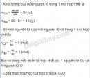 Bài 4 trang 71 SGK Hóa học 8