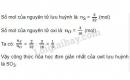 Bài 1 trang 79 SGK Hóa học 8