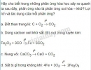 Bài 2 trang 113 SGK Hóa học 8