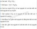 Bài 3 trang 91 SGK Hóa học 8