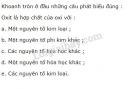 Bài 4 trang 101 SGK Hóa học 8