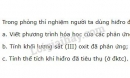 Bài 5 trang 113 SGK Hóa học 8