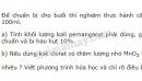 Bài 8 trang 101 SGK Hóa học 8