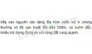 Bài 2 trang 48 SGK Địa lí 6