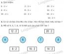 Bài 1, 2, 3 trang 109 SGK Toán 2