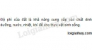 Bài 3 trang 79 SGK Địa lí 6