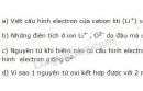 Bài 3 trang 60 SGK Hóa học 10