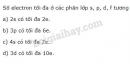 Bài 5 trang 30 SGK Hoá học 10