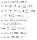 Bài 3 trang 44 SGK Vật lí 10