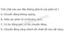 Bài 5 trang 154 SGK Vật lí 10