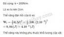 Bài 6 trang 141 SGK Vật lí 10