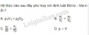 Bài 7 trang 159 SGK Vật lí 10