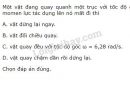 Bài 8 trang 115 SGK Vật lí 10