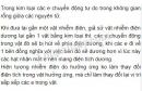 Bài 3 trang 14 SGK Vật lí 11