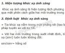 Bài 1 trang 166 SGK Vật lí 11