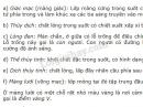 Bài 1 trang 203 SGK Vật lí 11