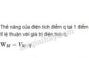 Bài 3 trang 25 SGK Vật lí 11