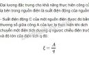 Bài 5 trang 45 SGK Vật lí 11