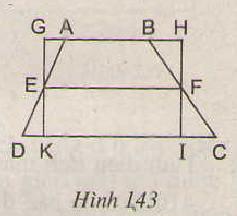 Hình 143 bài 30 trang 126 SGK Toán 8 Tập 1