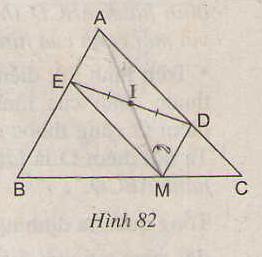 Hình 82 bài 53 trang 95 SGK Toán lớp 8 Tập 1