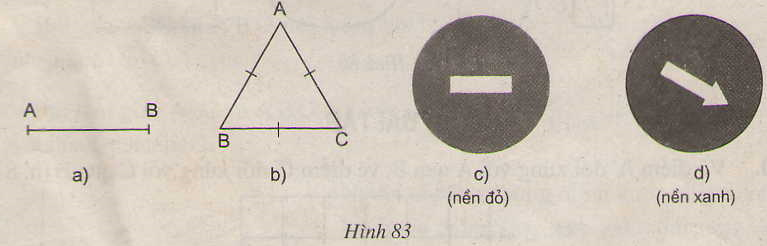 Hình 83 bài 56 trang 96 SGK Toán lớp 8 Tập 1