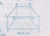 Hình 52 bài 33 trang 115 SGK Toán 8 Tập 2