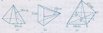 Hình 56 bài 43 trang 122 SGK Toán 8 Tập 2