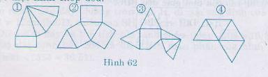 Hình 62 bài 47 trang 124 SGK Toán 8 Tập 2