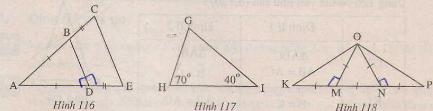 Hình 116,117,118 bài 47 trang 127 SGK Toán 7 Tập 1