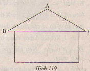 Hình 119 bài 50 trang 127 SGK Toán 7 Tập 1