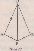 Hình 72 bài 19 trang 114 SGK Toán 7 Tập 1