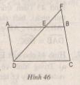 Hình 46 bài 43 trang 80 SGK Toán 8 Tập 2
