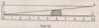 Hình 58 bài 55 trang 87 SGK Toán 8 Tập 2