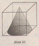 Hình 93 bài 15 trang 117 SGK Toán lớp 9 Tập 24