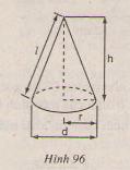Hình 96 bài 20 trang 118 SGK Toán lớp 9 Tập 2